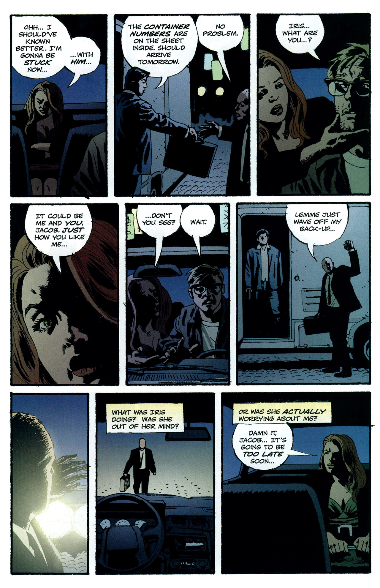 Read online Criminal (2008) comic -  Issue #5 - 22