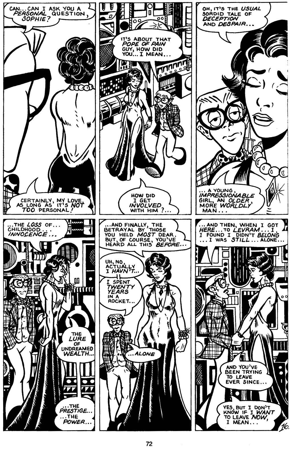Read online Normalman - The Novel comic -  Issue # TPB (Part 1) - 76