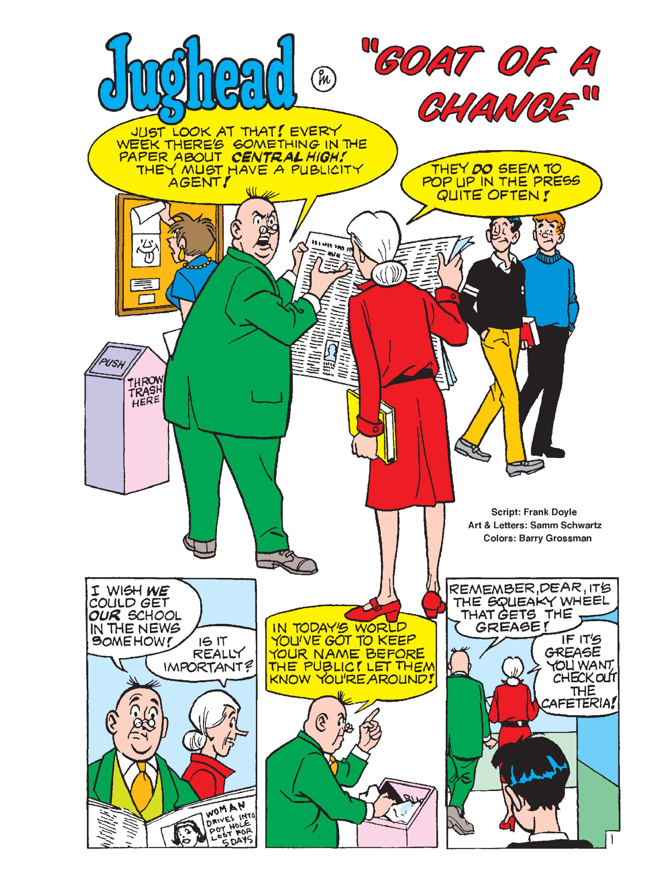 Read online Archie 1000 Page Comics Blowout! comic -  Issue # TPB (Part 1) - 127