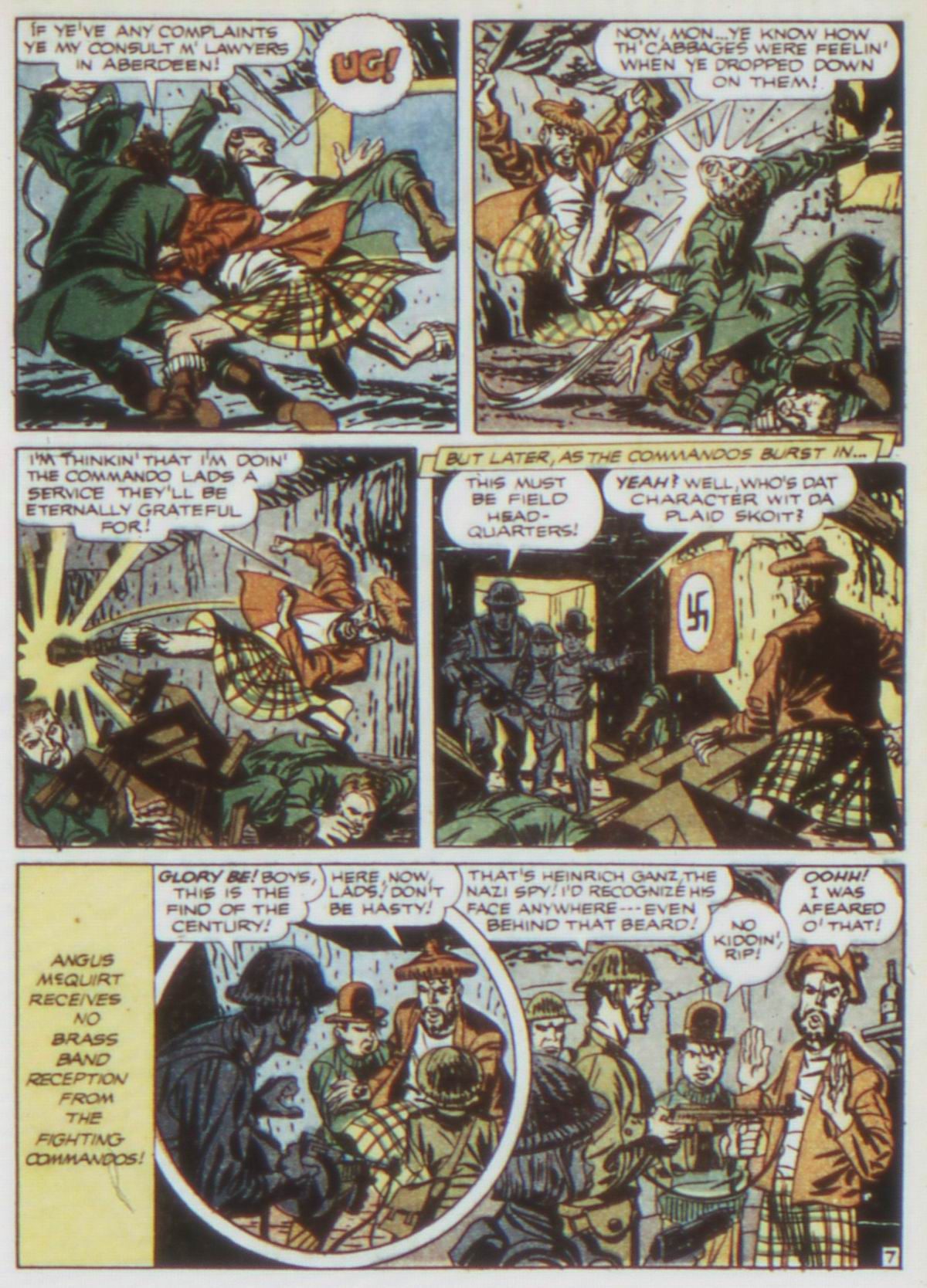 Read online Detective Comics (1937) comic -  Issue #75 - 23