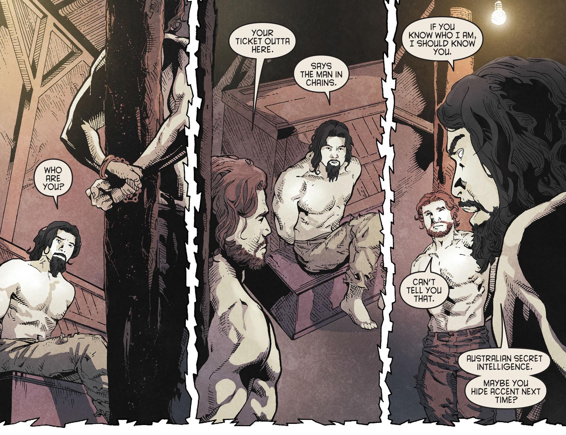 Read online Arrow [II] comic -  Issue #19 - 13