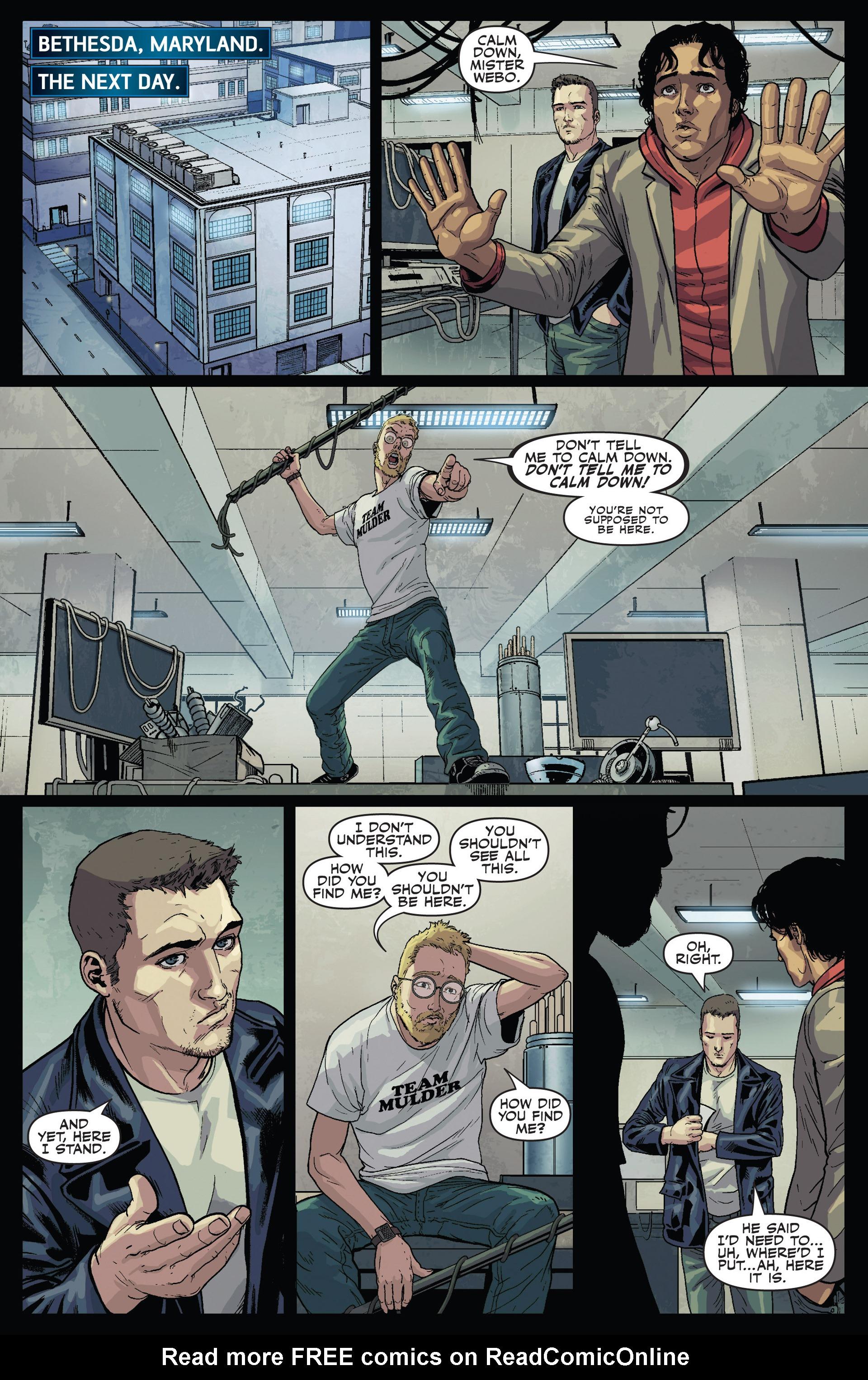 Read online Secret Warriors comic -  Issue #24 - 11