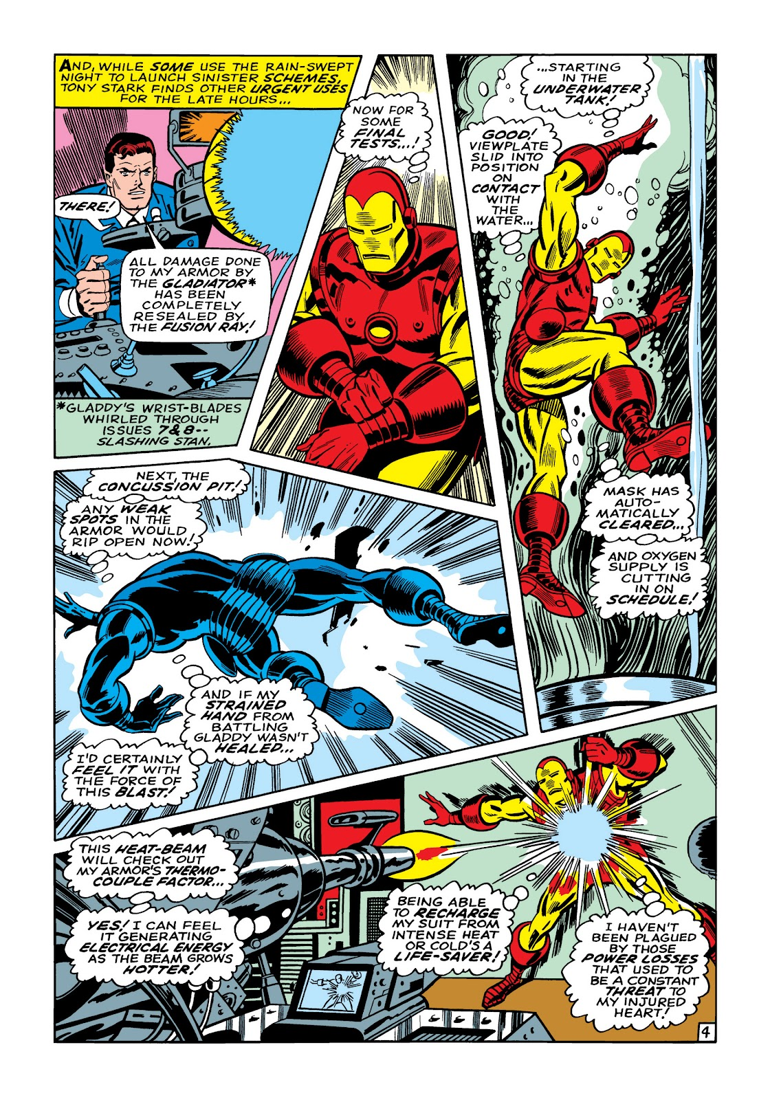 Read online Marvel Masterworks: The Invincible Iron Man comic -  Issue # TPB 5 (Part 2) - 58