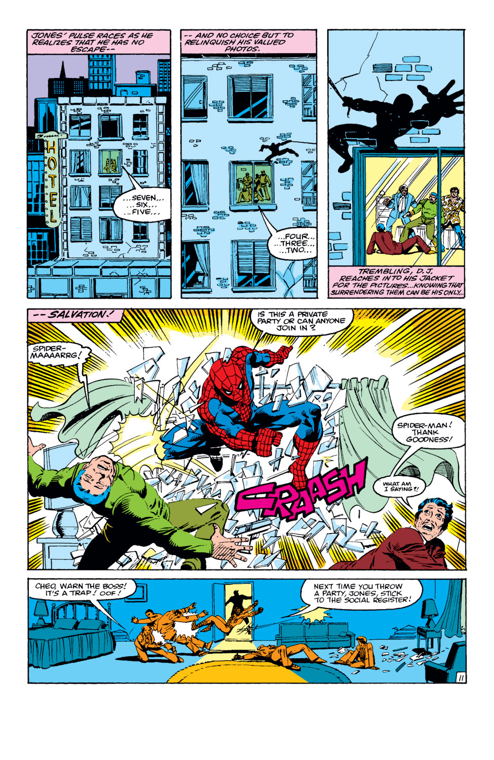 The Amazing Spider-Man (1963) 262 Page 11
