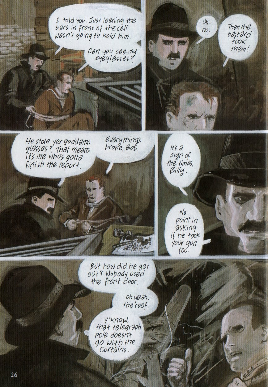 Read online The Black Diamond Detective Agency comic -  Issue # TPB - 26