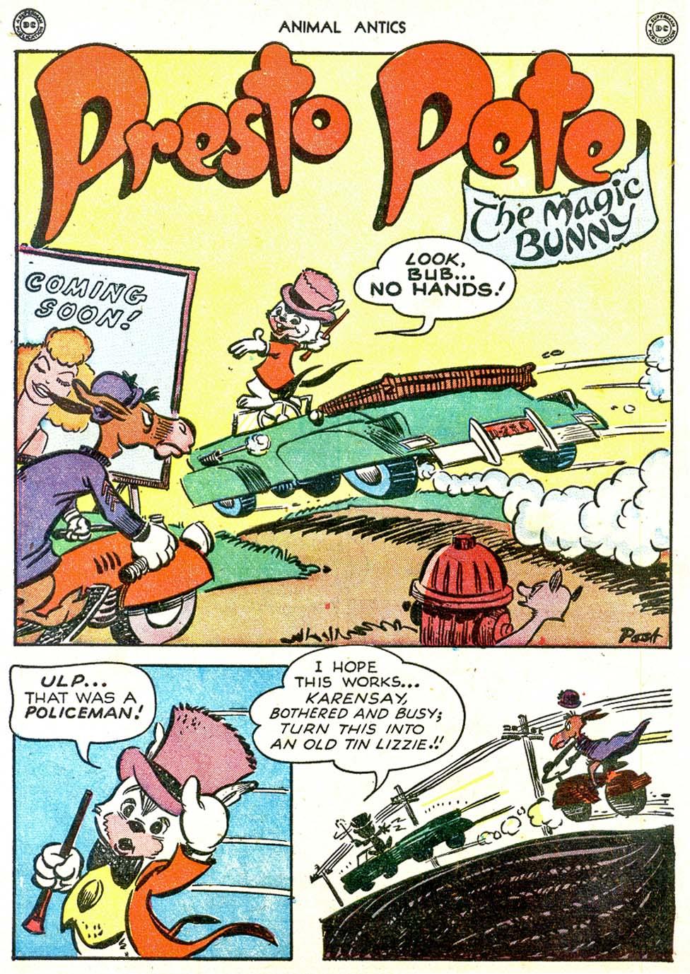 Read online Animal Antics comic -  Issue #11 - 42