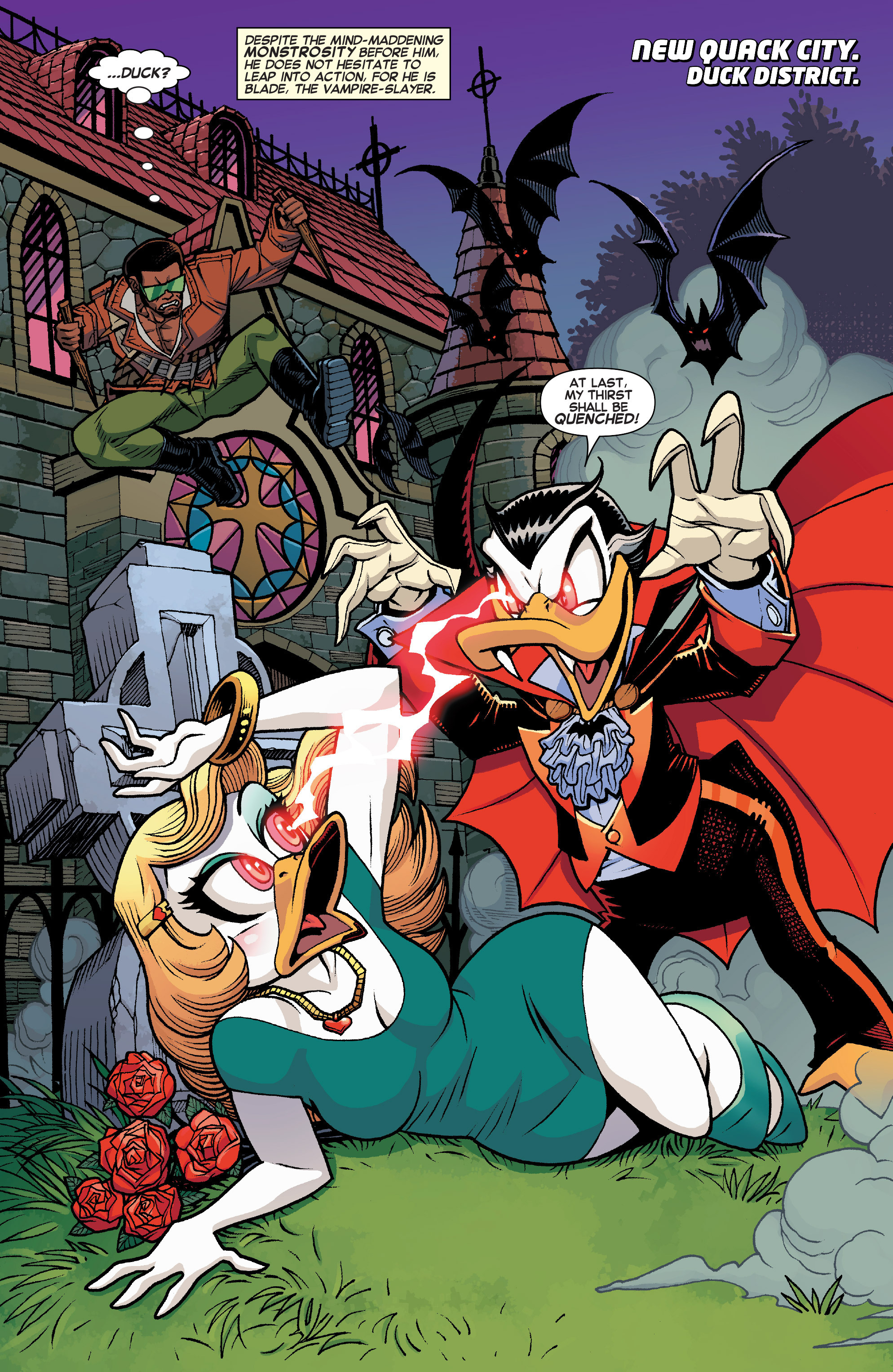 Read online Secret Wars: Battleworld comic -  Issue #2 - 4