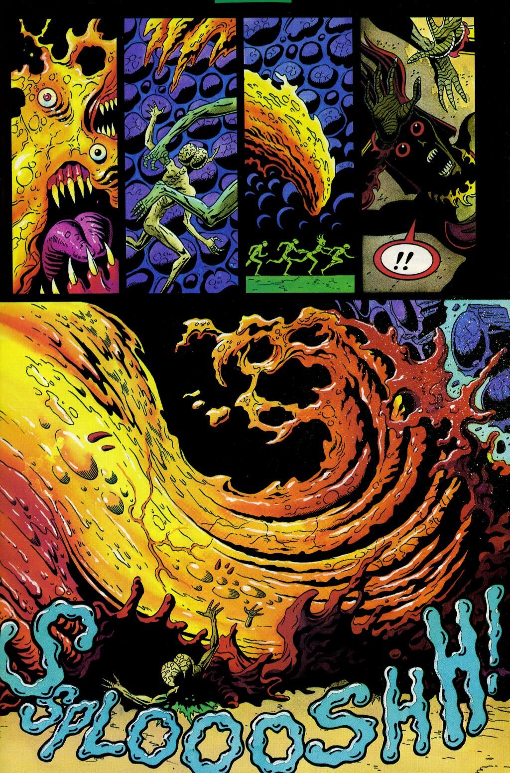 Read online Turok, Dinosaur Hunter (1993) comic -  Issue #33 - 19