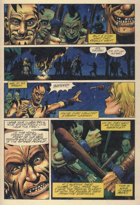 Read online Turok, Dinosaur Hunter (1993) comic -  Issue #8 - 18