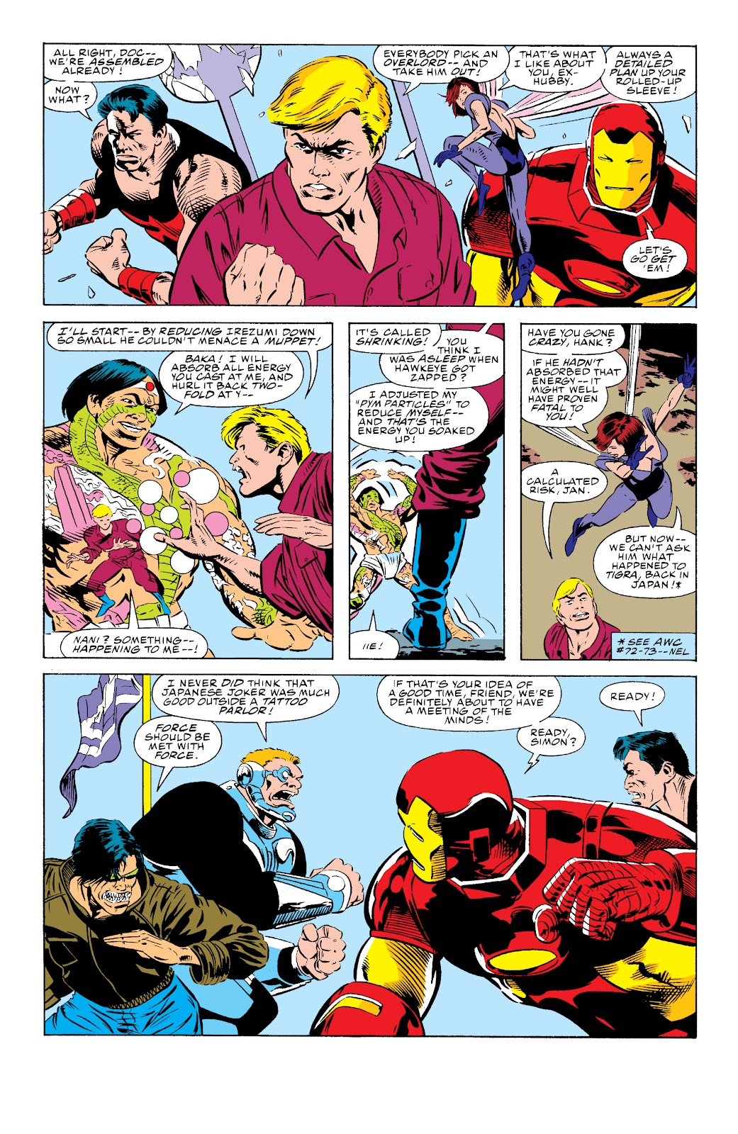 Avengers West Coast (1989) issue 74 - Page 11
