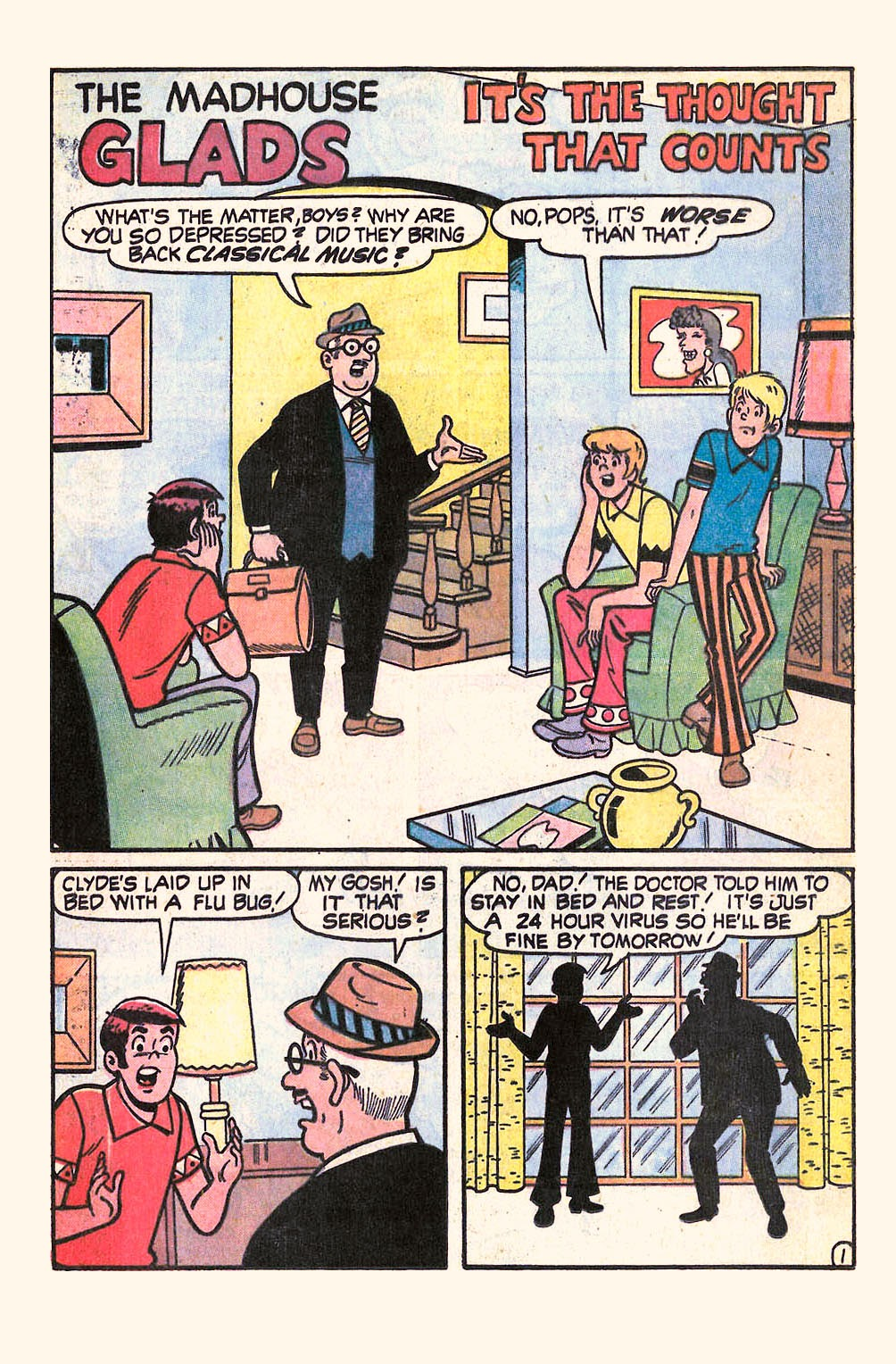 Read online The Mad House Glads comic -  Issue #86 - 28