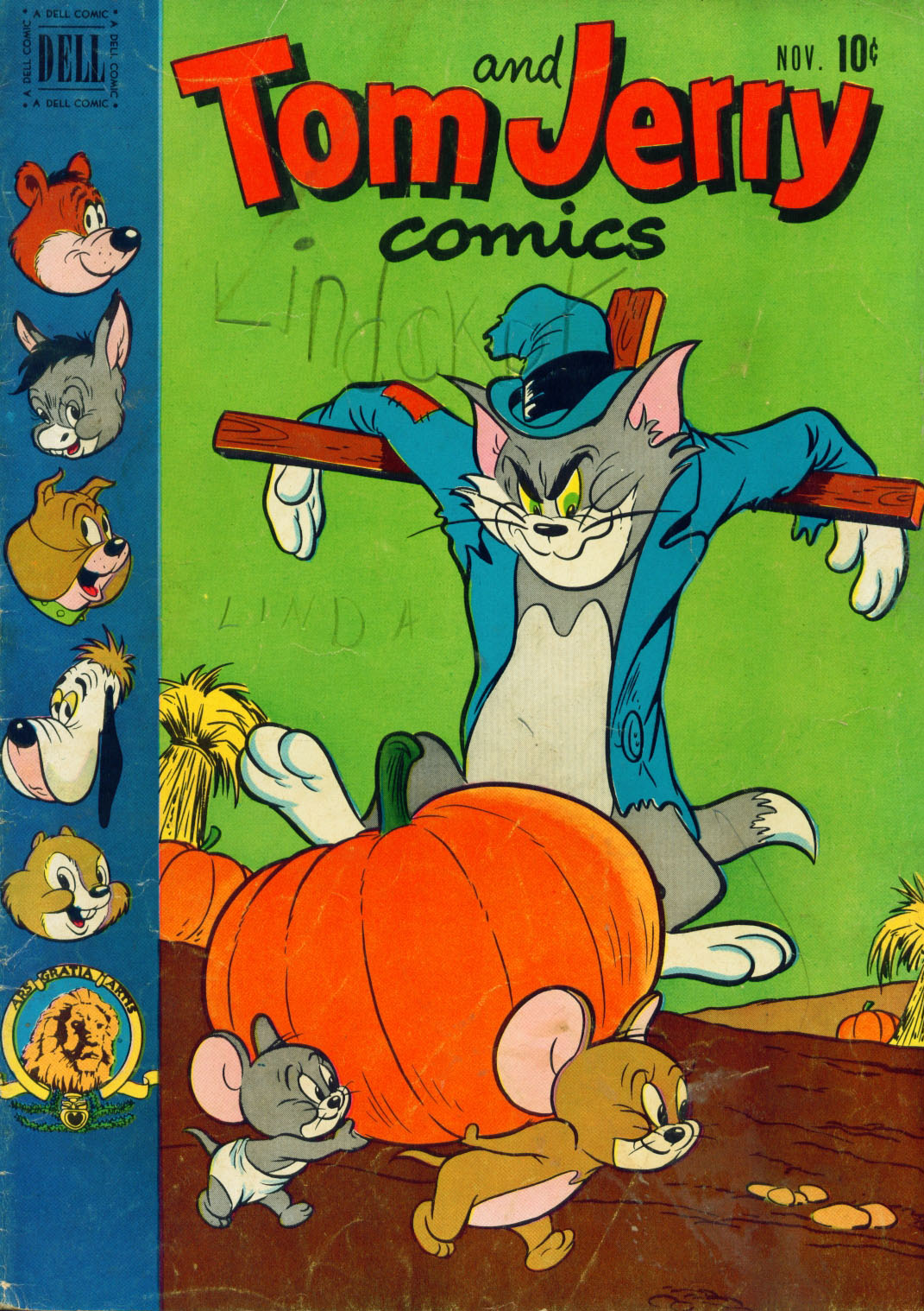 Tom & Jerry Comics issue 88 - Page 1