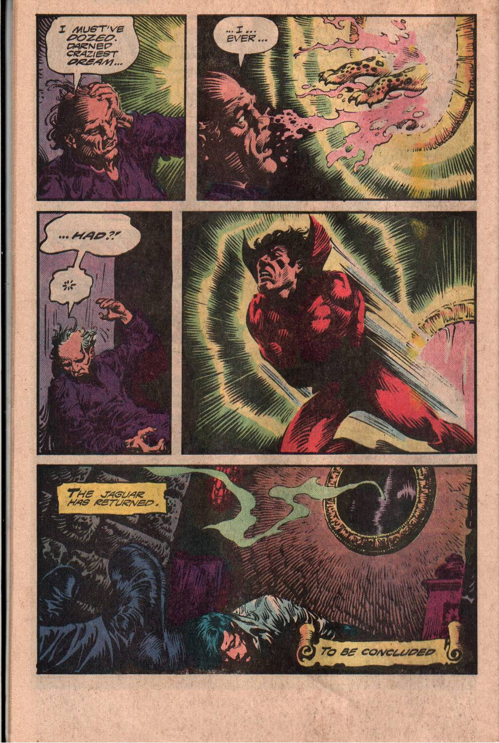 Read online The Fly (1983) comic -  Issue #7 - 27