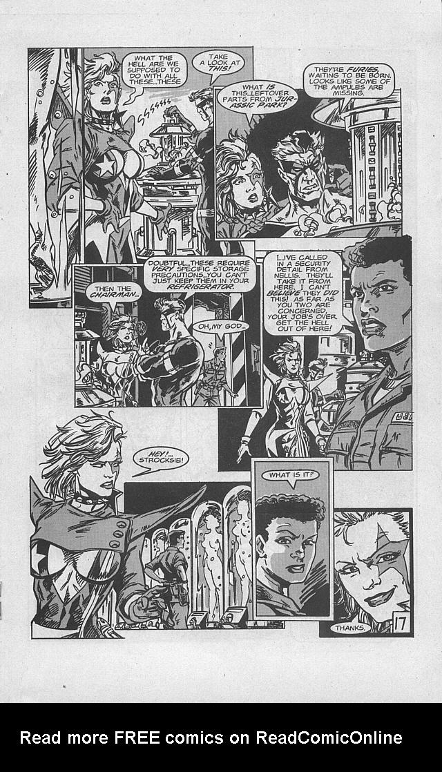 Femforce Issue #94 #94 - English 19
