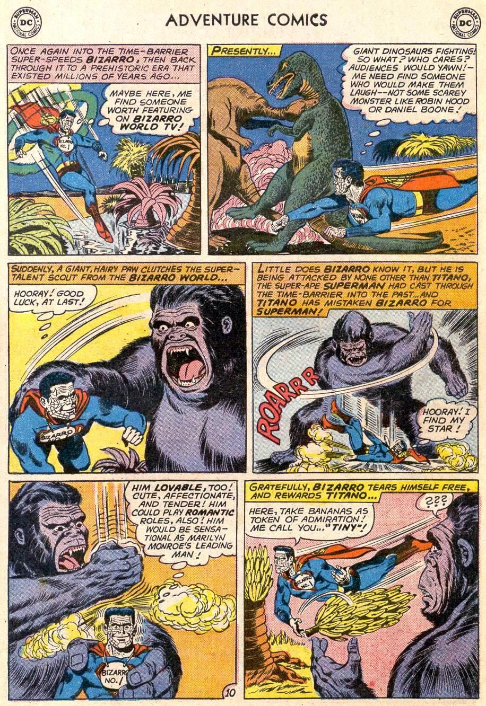 Read online Adventure Comics (1938) comic -  Issue #289 - 29