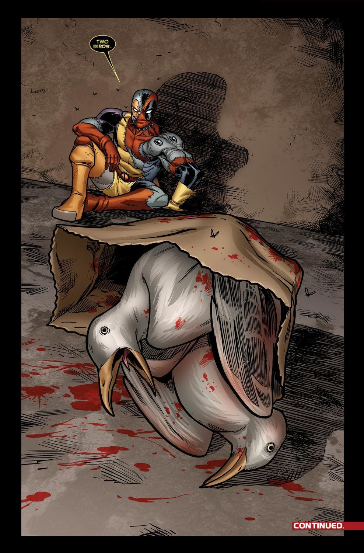 Read online Deadpool (2008) comic -  Issue #48 - 21