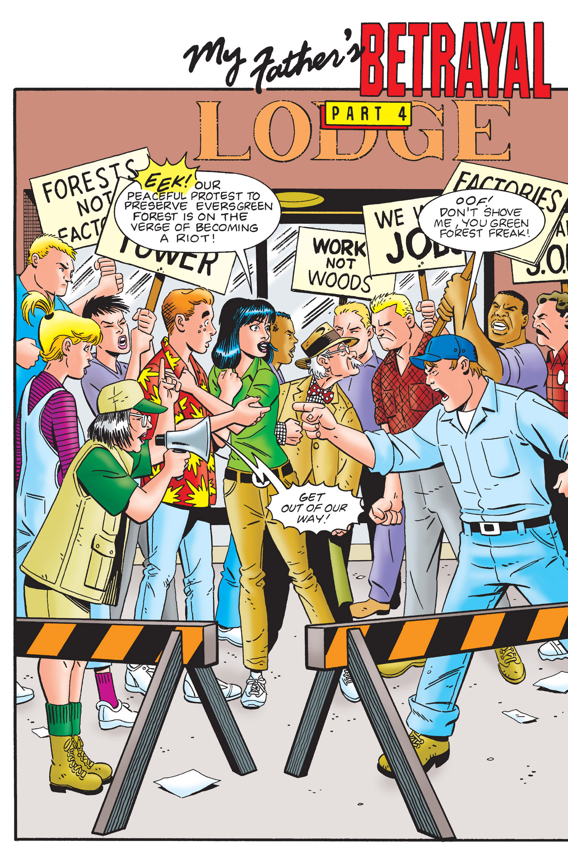 Read online Archie's New Look Series comic -  Issue #4 - 87
