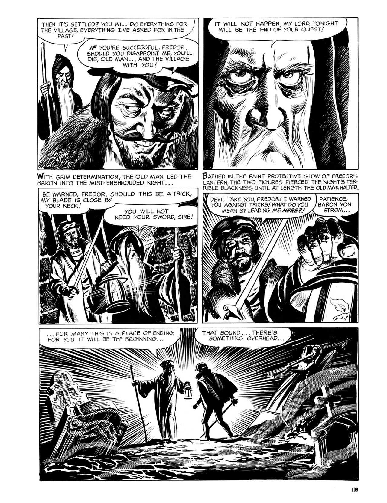 Read online Eerie Archives comic -  Issue # TPB 2 - 110