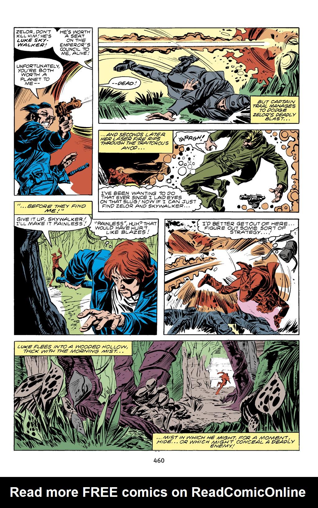 Read online Star Wars Omnibus comic -  Issue # Vol. 14 - 453