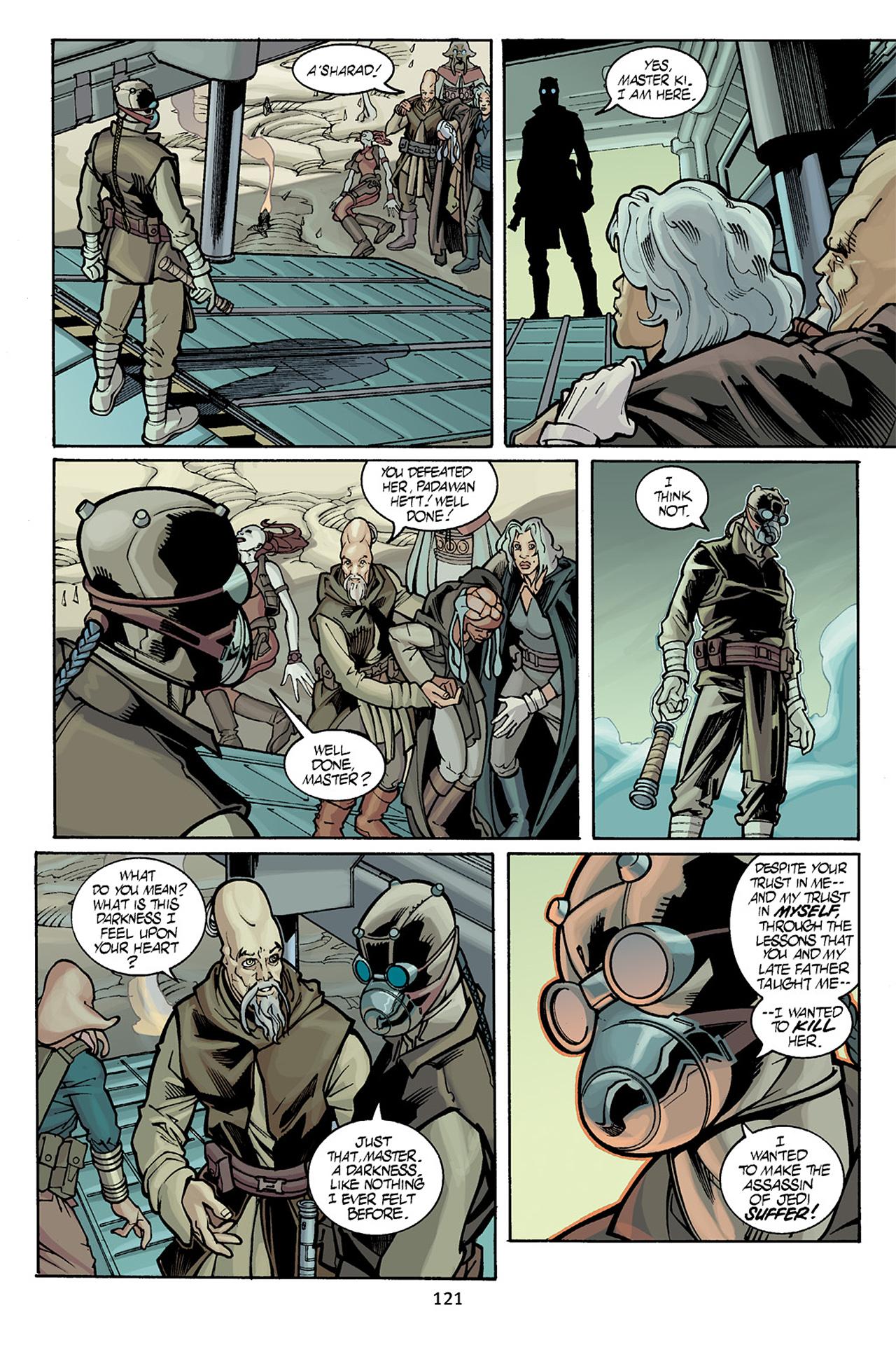 Read online Star Wars Omnibus comic -  Issue # Vol. 10 - 120