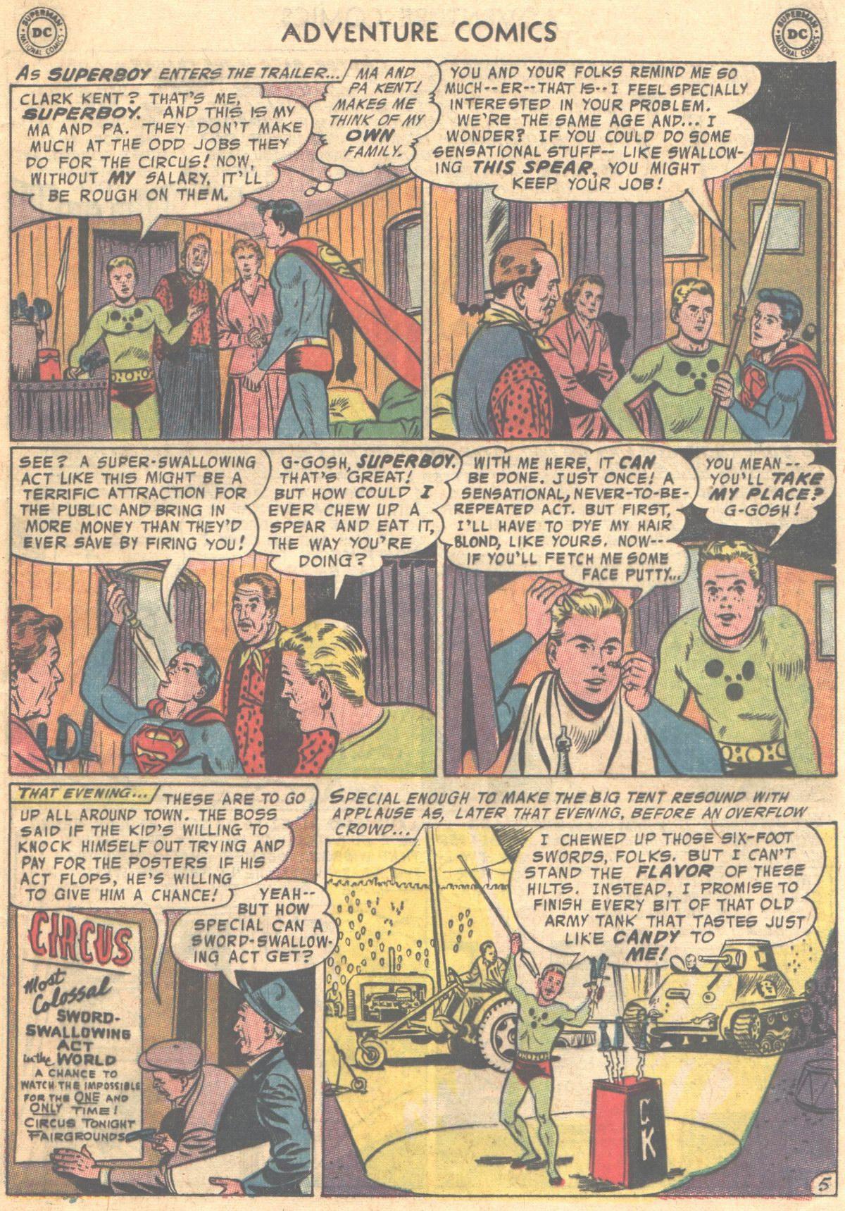 Read online Adventure Comics (1938) comic -  Issue #336 - 30