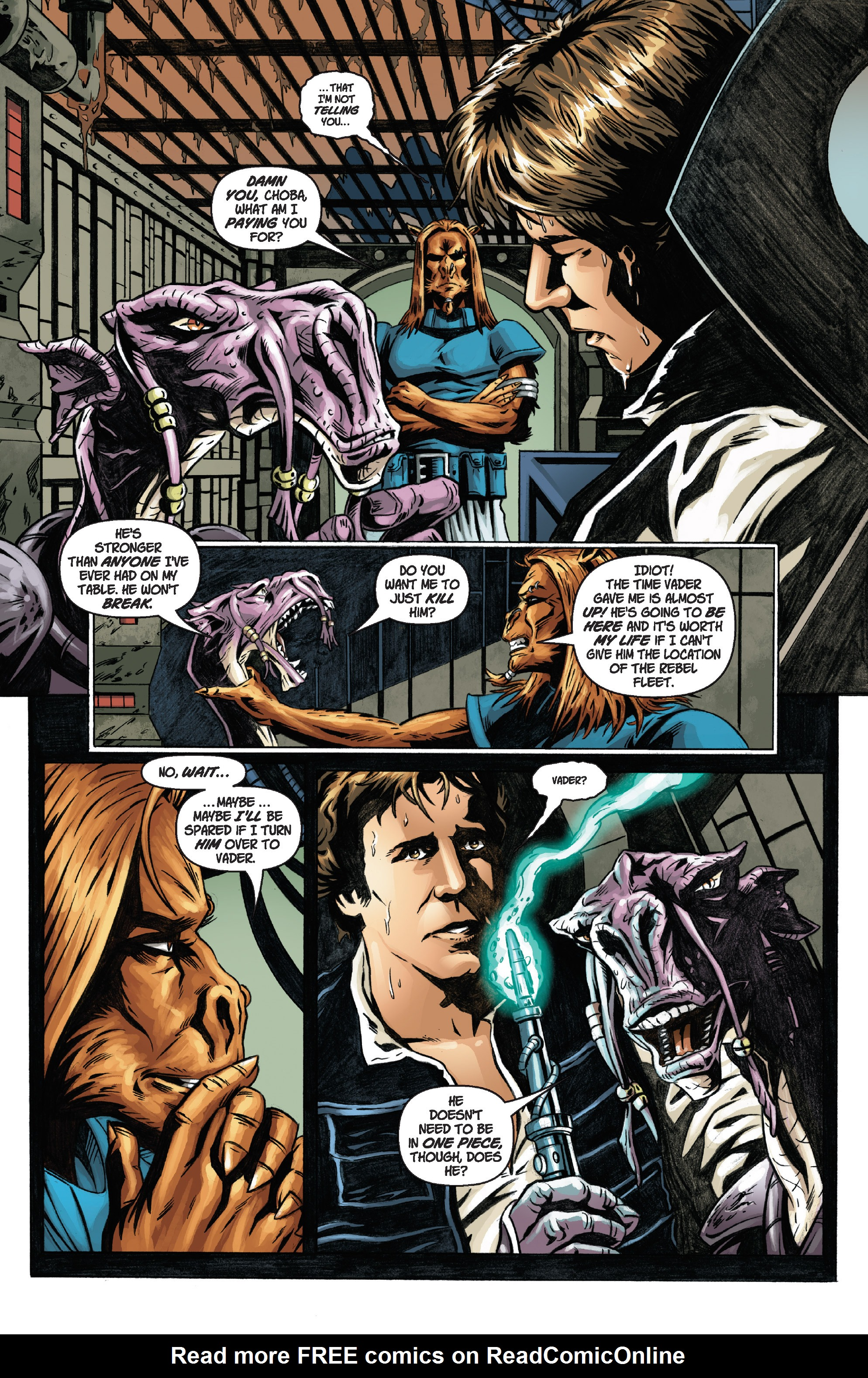 Read online Star Wars Omnibus comic -  Issue # Vol. 17 - 362
