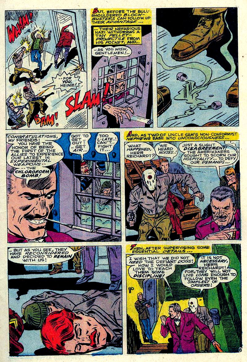 Read online Sgt. Fury comic -  Issue #84 - 13