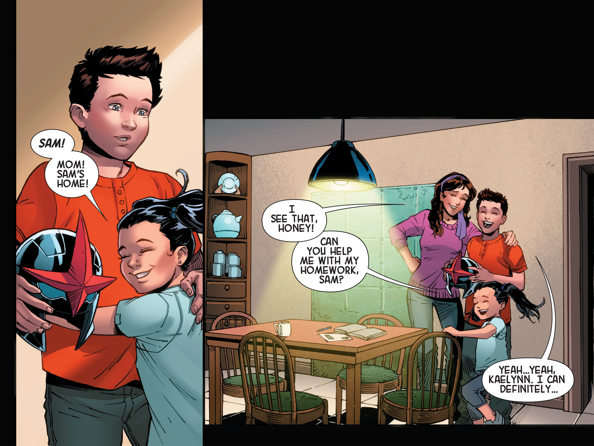 Read online A Year Of Marvels: June Infinite Comic comic -  Issue #A Year Of Marvels: June Infinite Comic Full - 73