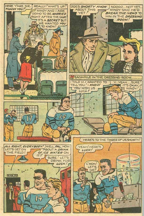 Read online Shadow Comics comic -  Issue #79 - 17