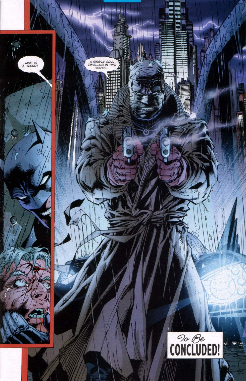Read online Batman: Hush comic -  Issue #11 - 23