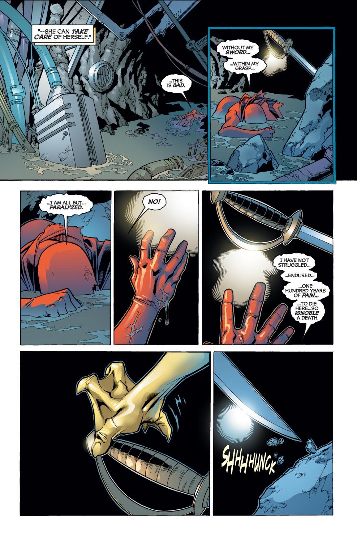 Read online Alpha Flight (2004) comic -  Issue #5 - 16