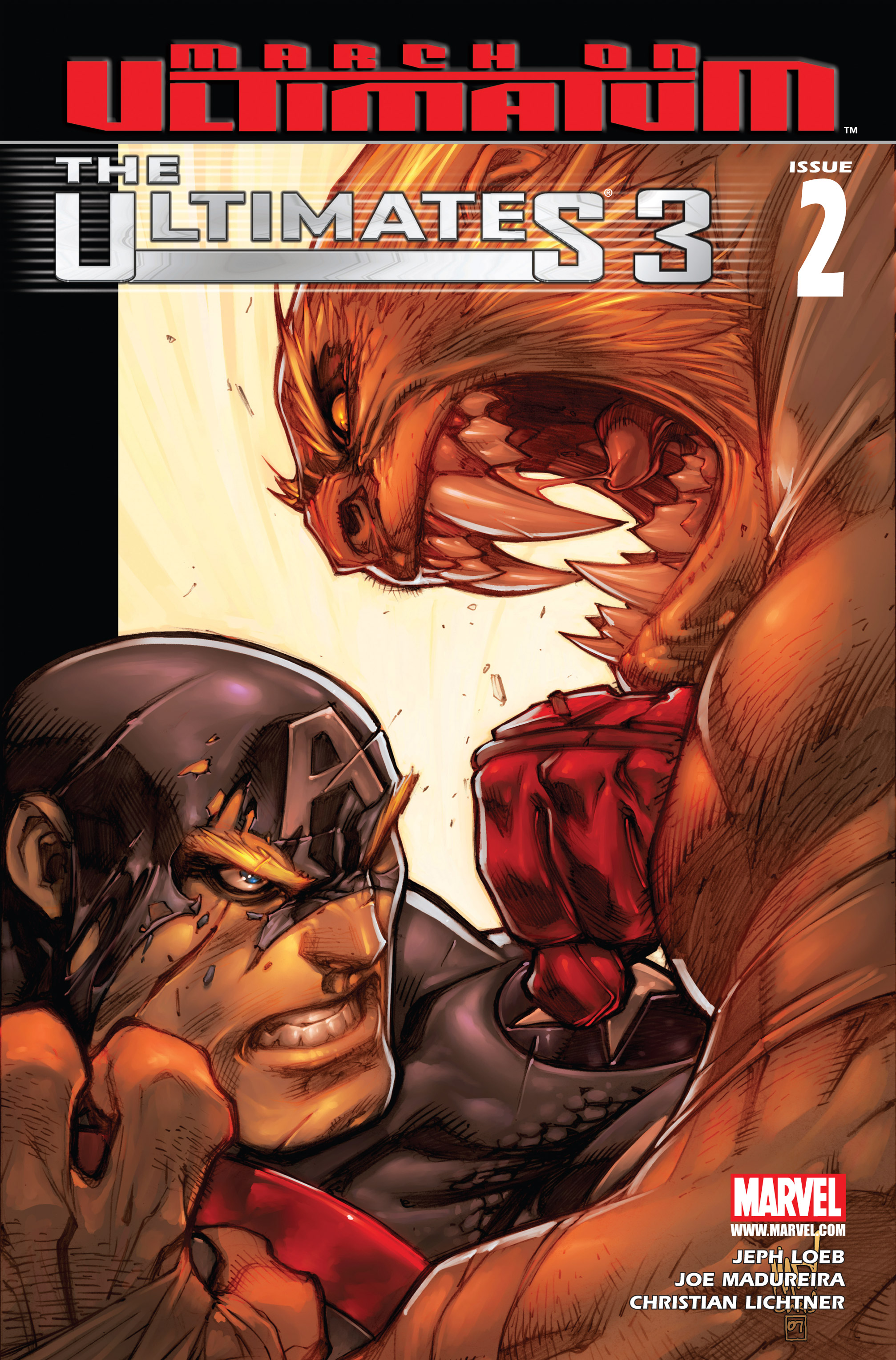 Read online Ultimates 3 comic -  Issue #2 - 1