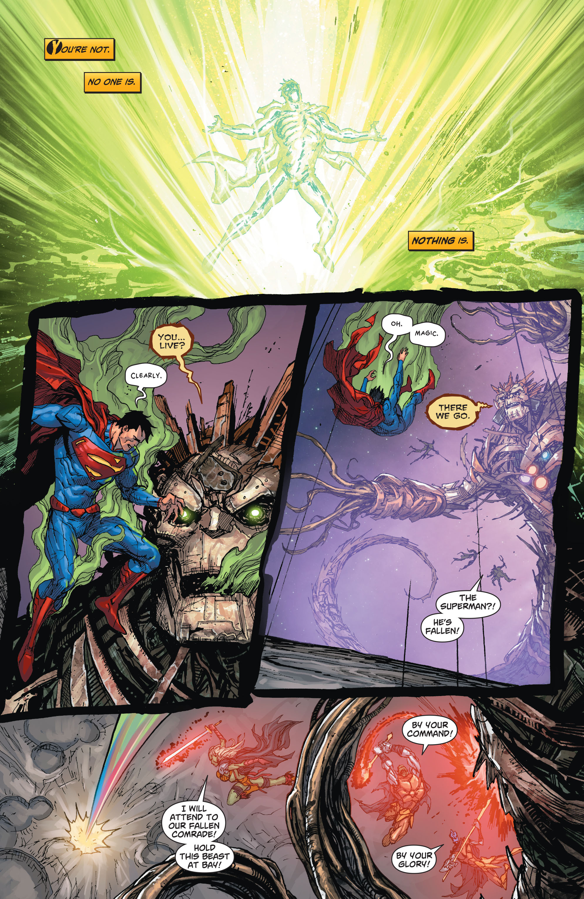 Read online Action Comics (2011) comic -  Issue #23 - 10