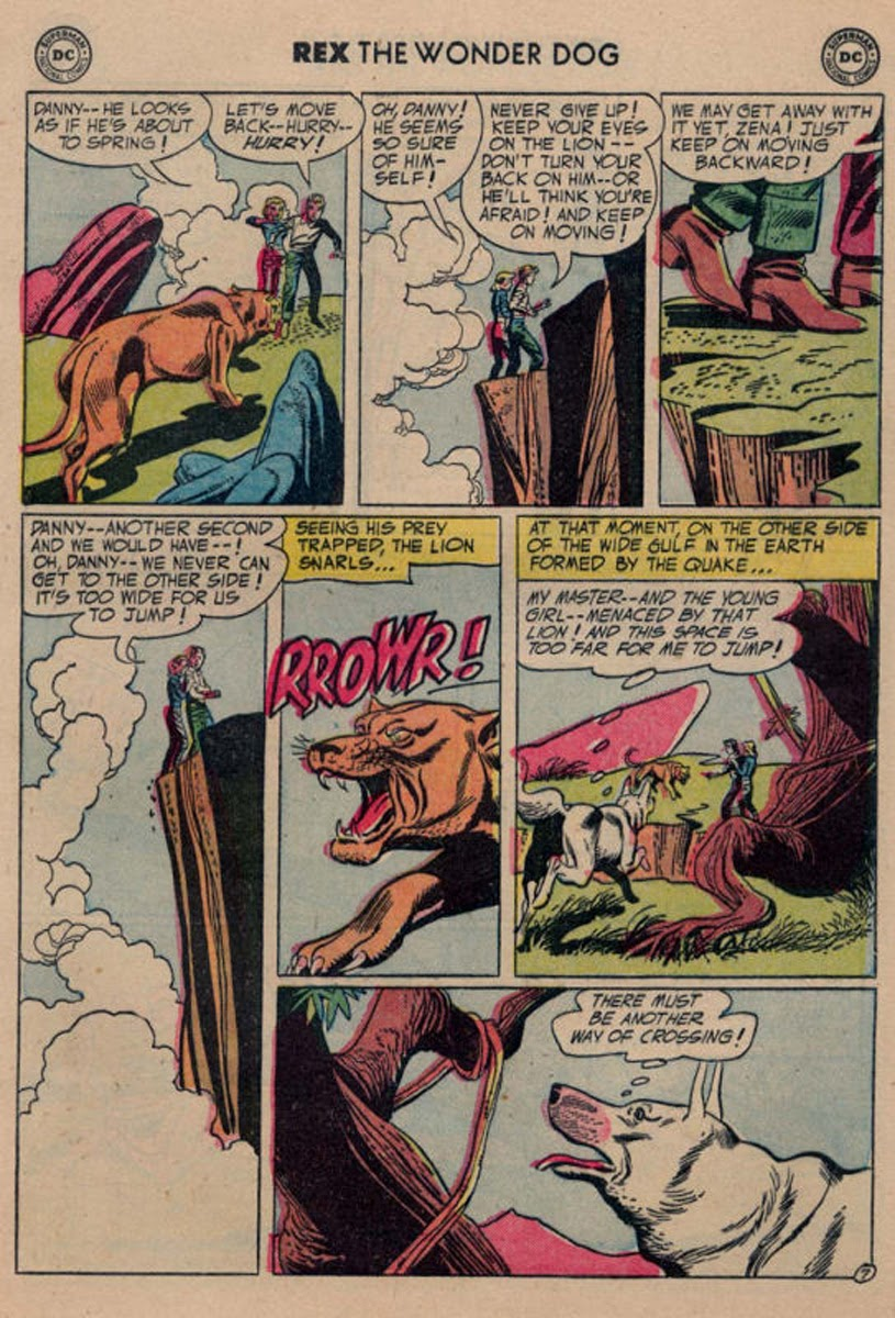 The Adventures of Rex the Wonder Dog issue 20 - Page 9