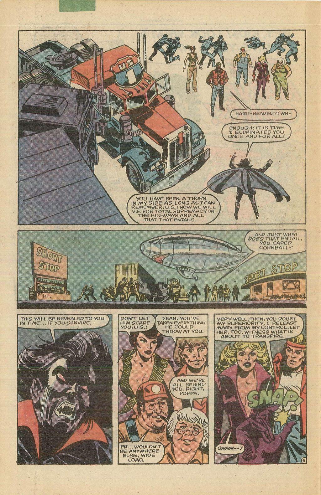 Read online U.S. 1 comic -  Issue #10 - 10