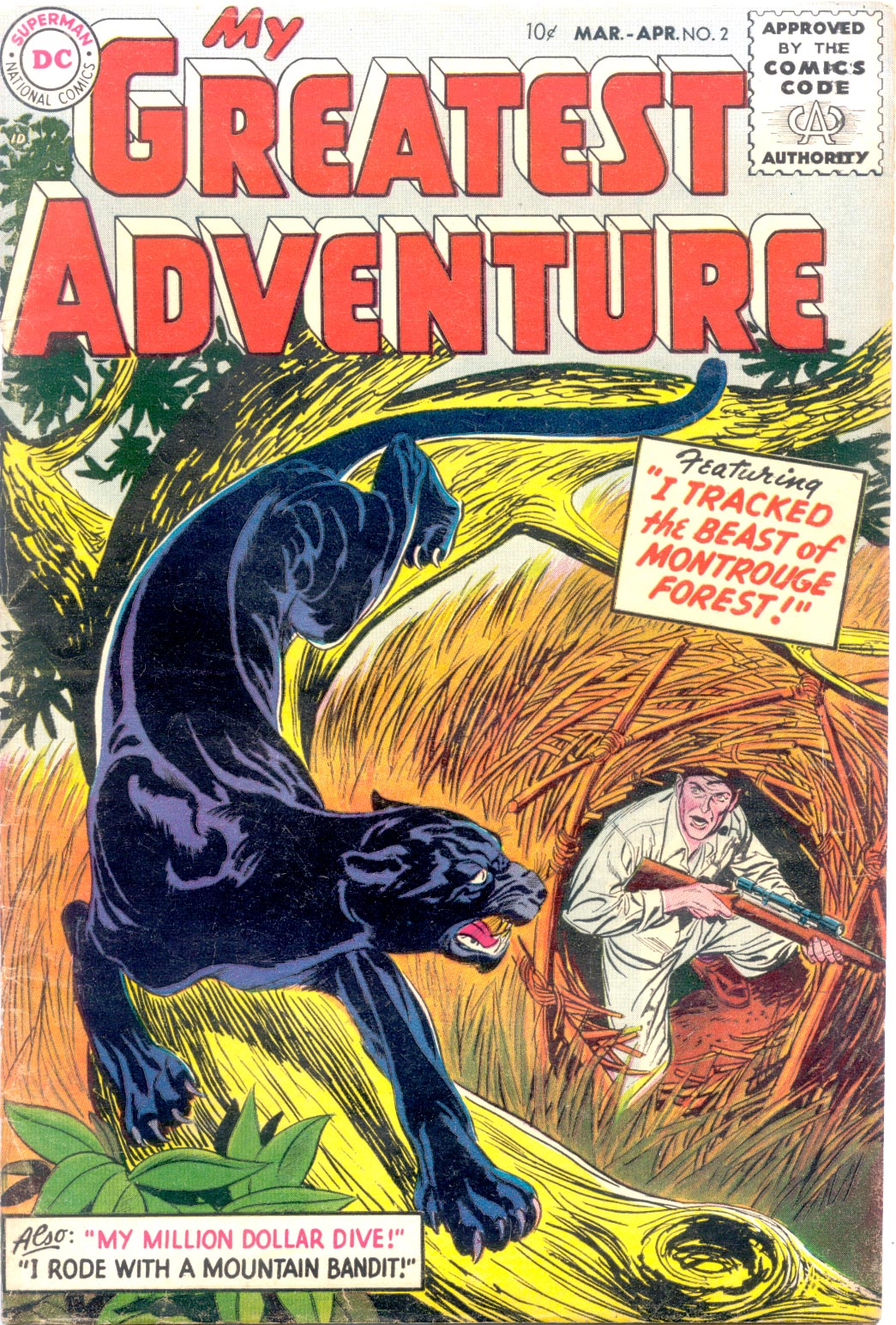 My Greatest Adventure (1955) 2 Page 1