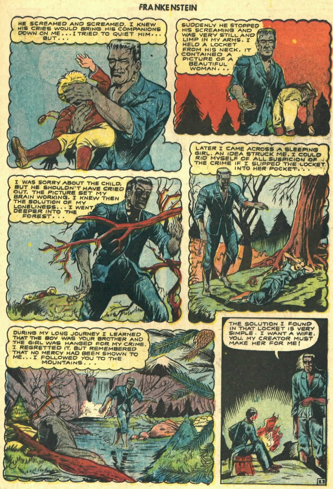 Classics Illustrated issue 26 - Page 25
