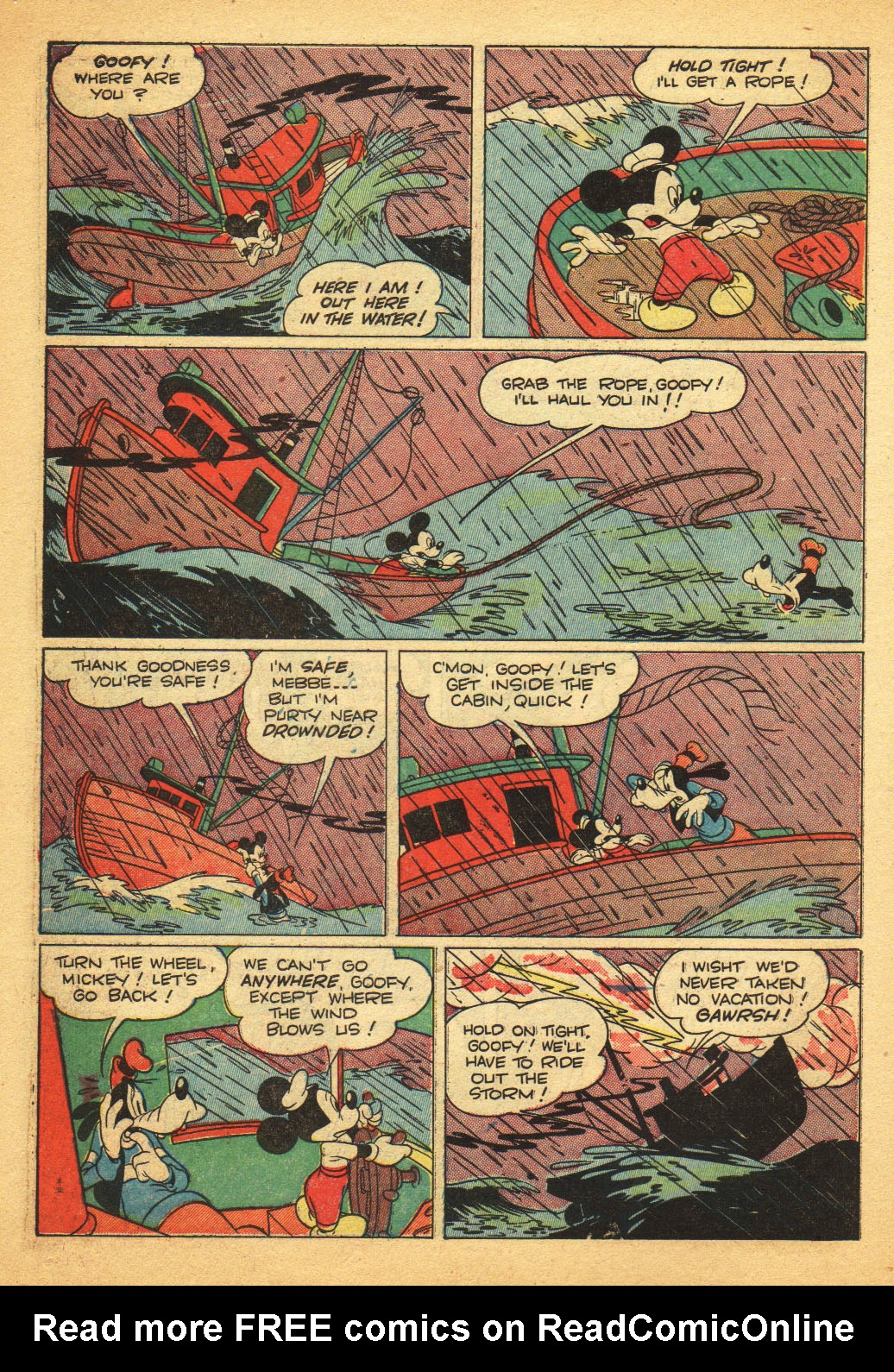 Four Color Comics issue 141 - Page 8