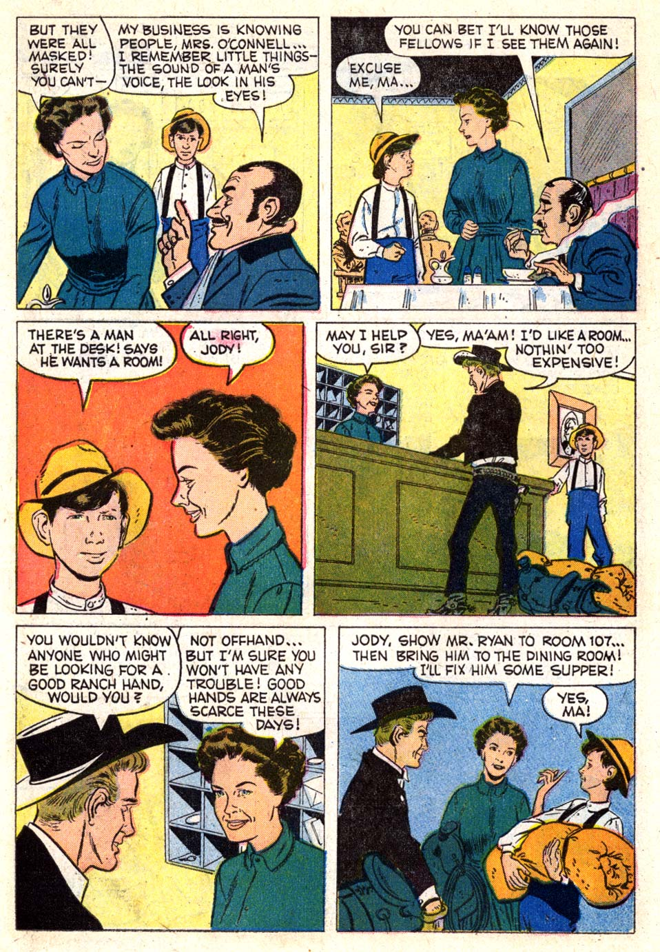 Four Color Comics issue 1011 - Page 6
