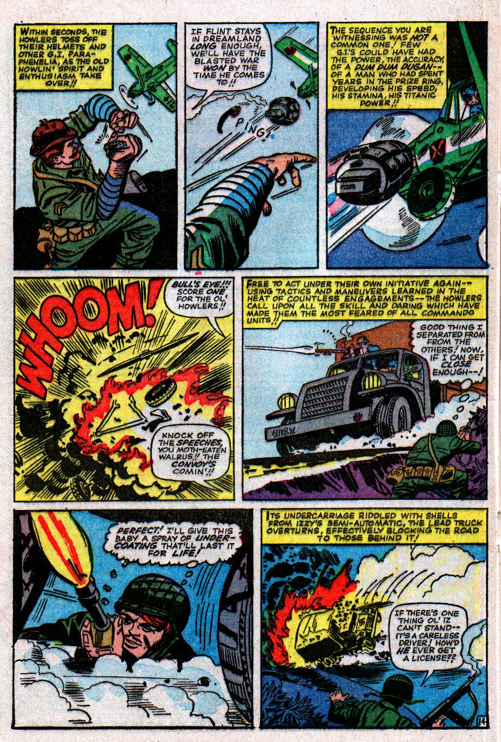 Read online Sgt. Fury comic -  Issue #11 - 20