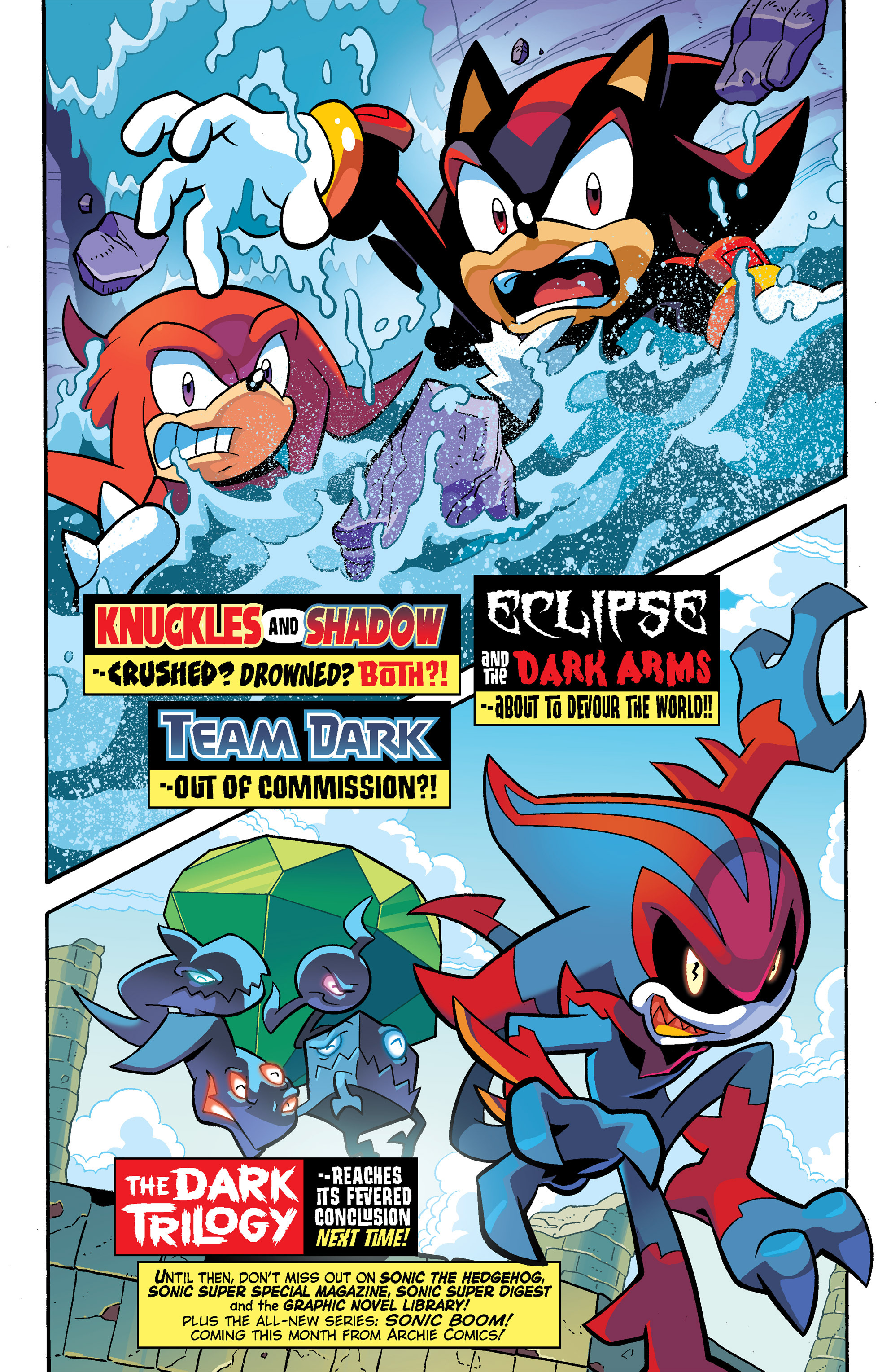 Read online Sonic Universe comic -  Issue #69 - 22