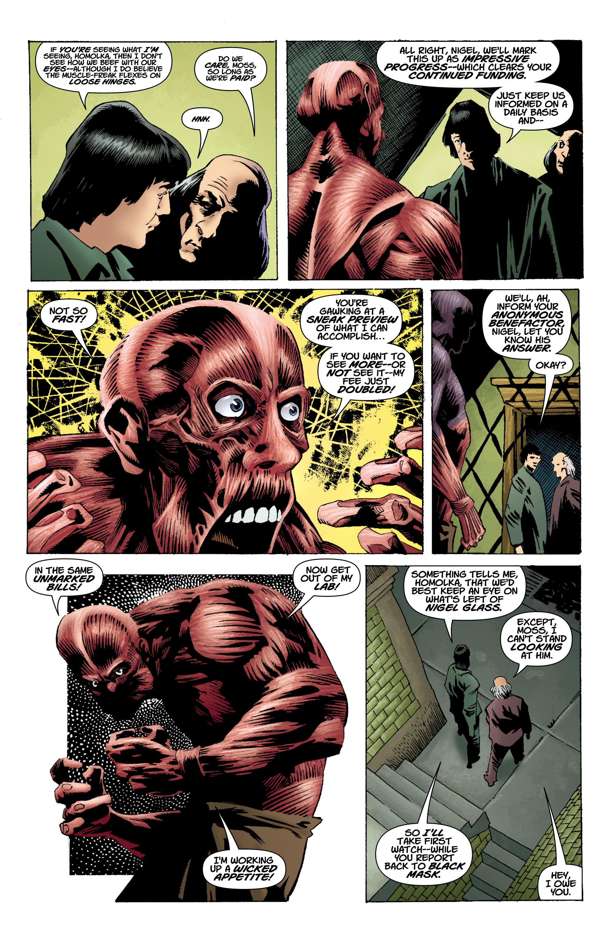 Read online Batman: Unseen comic -  Issue #1 - 12