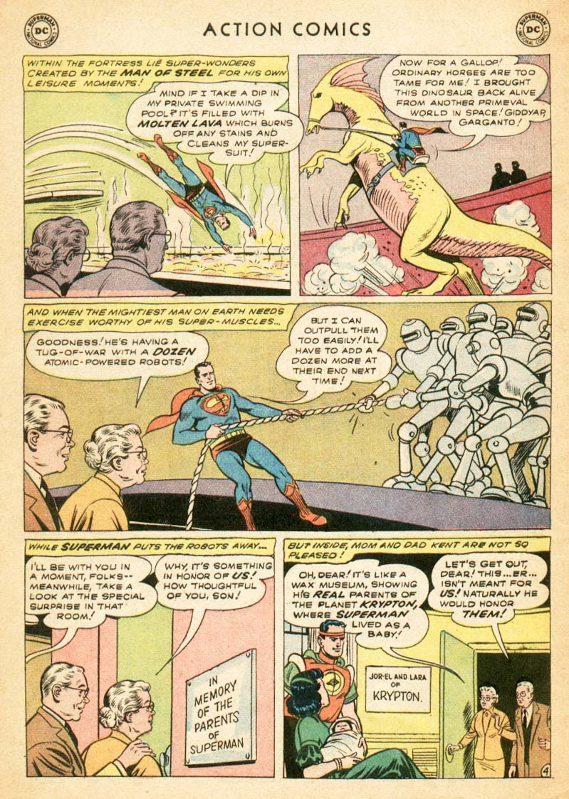 Read online Action Comics (1938) comic -  Issue #247 - 6