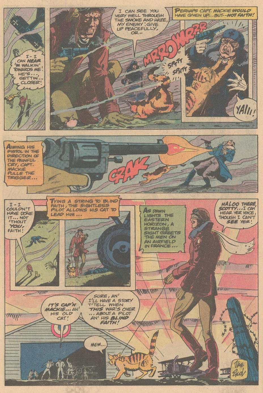 Read online Sgt. Rock comic -  Issue #359 - 28