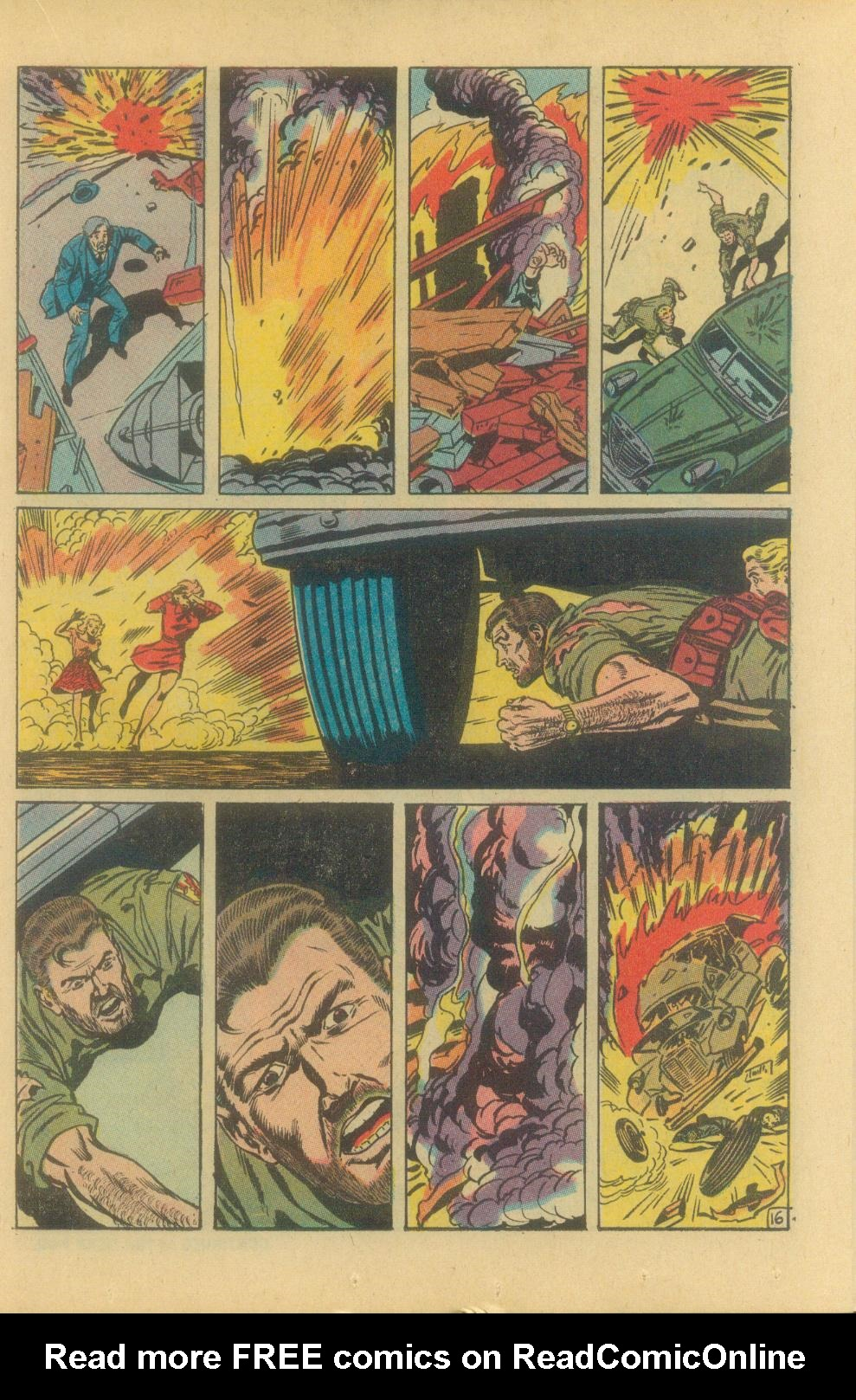 Read online Sgt. Fury comic -  Issue #94 - 23