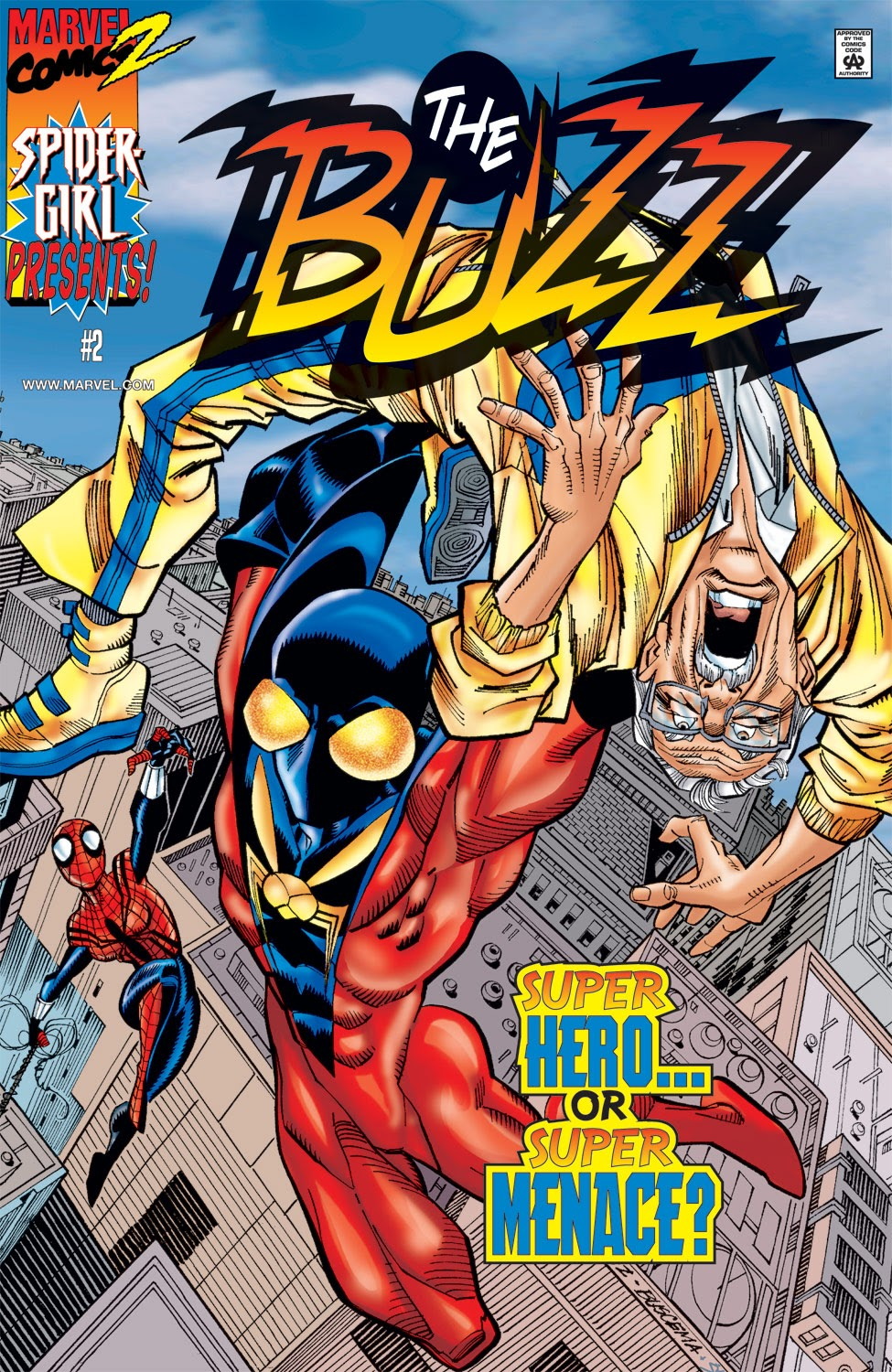 The Buzz issue 2 - Page 1