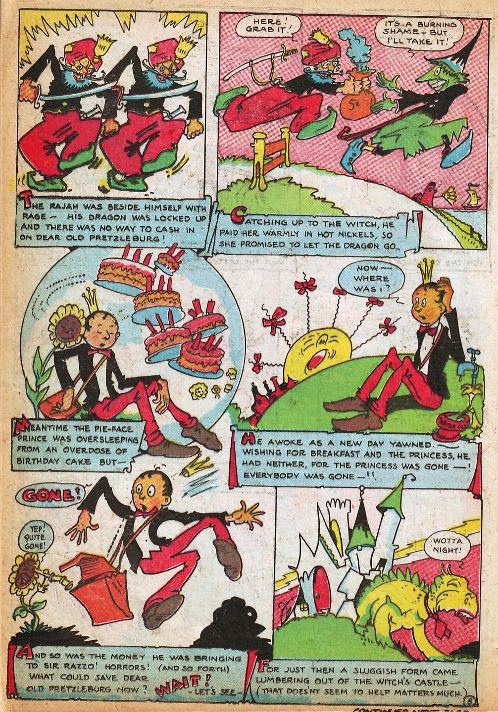 Jingle Jangle Comics issue 1 - Page 45