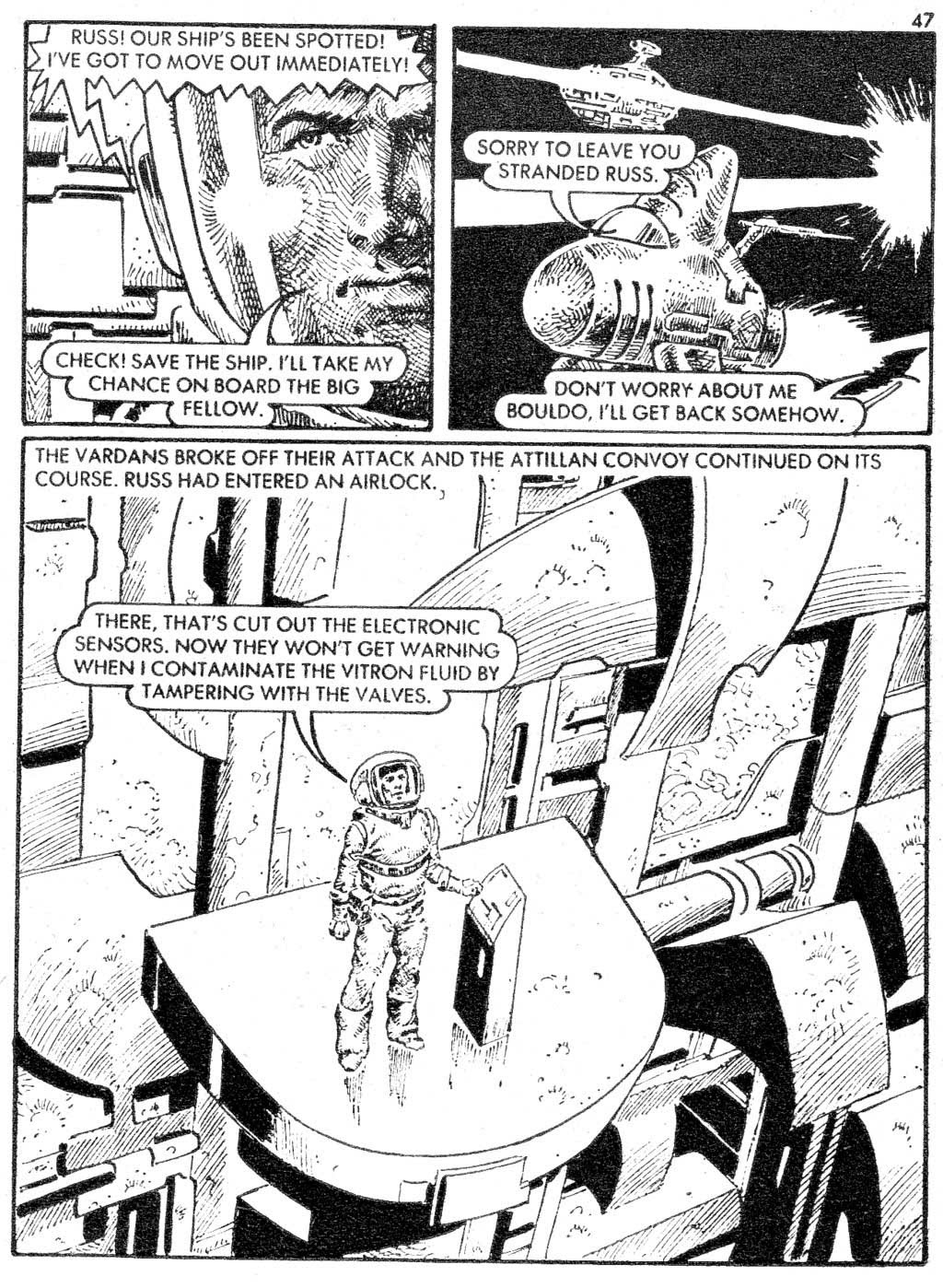 Starblazer issue 87 - Page 47