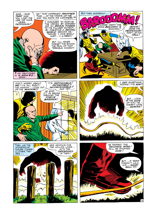 Uncanny X-Men (1963) 12 Page 13