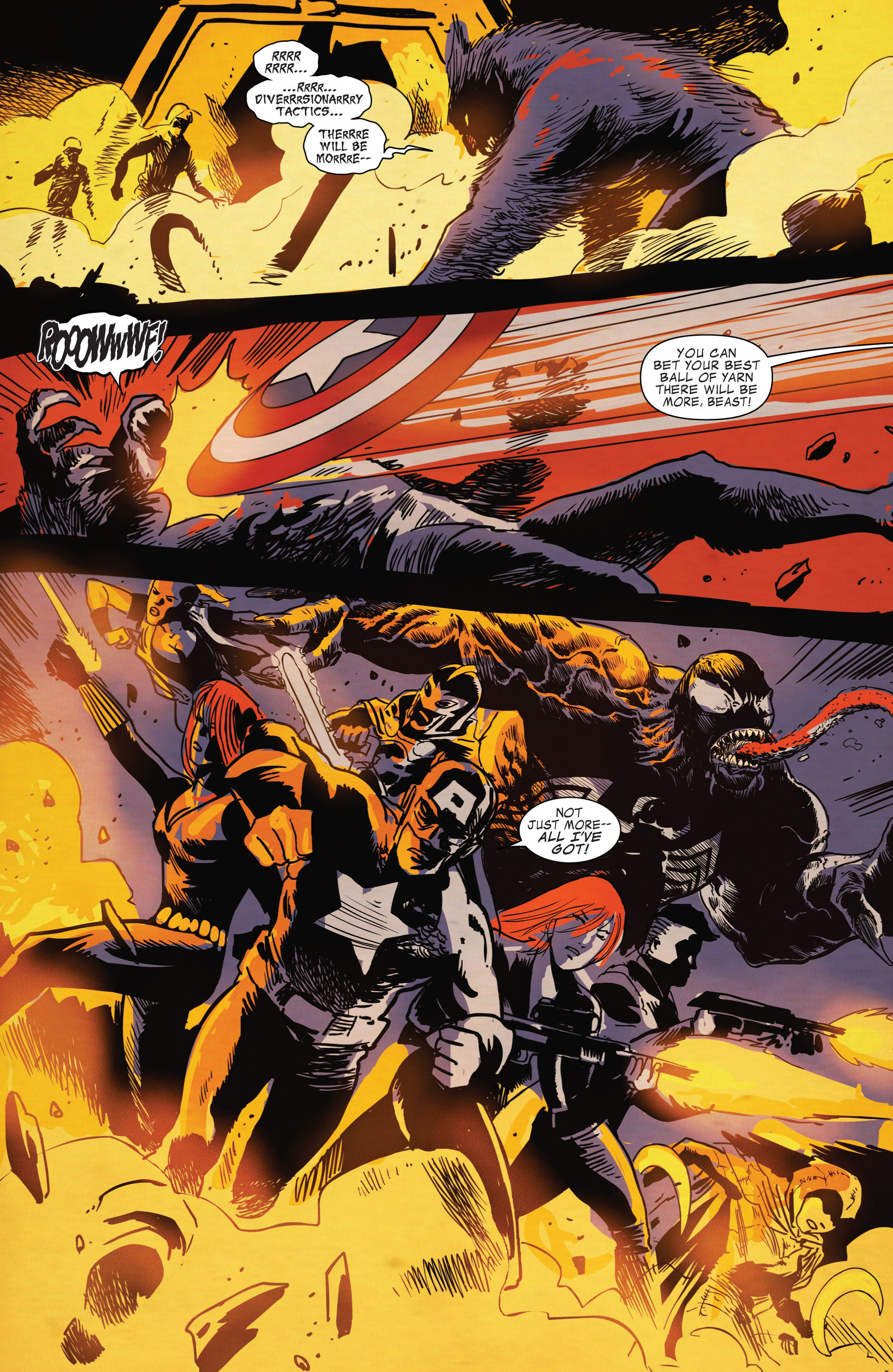 Read online Captain America And Black Widow comic -  Issue #640 - 9